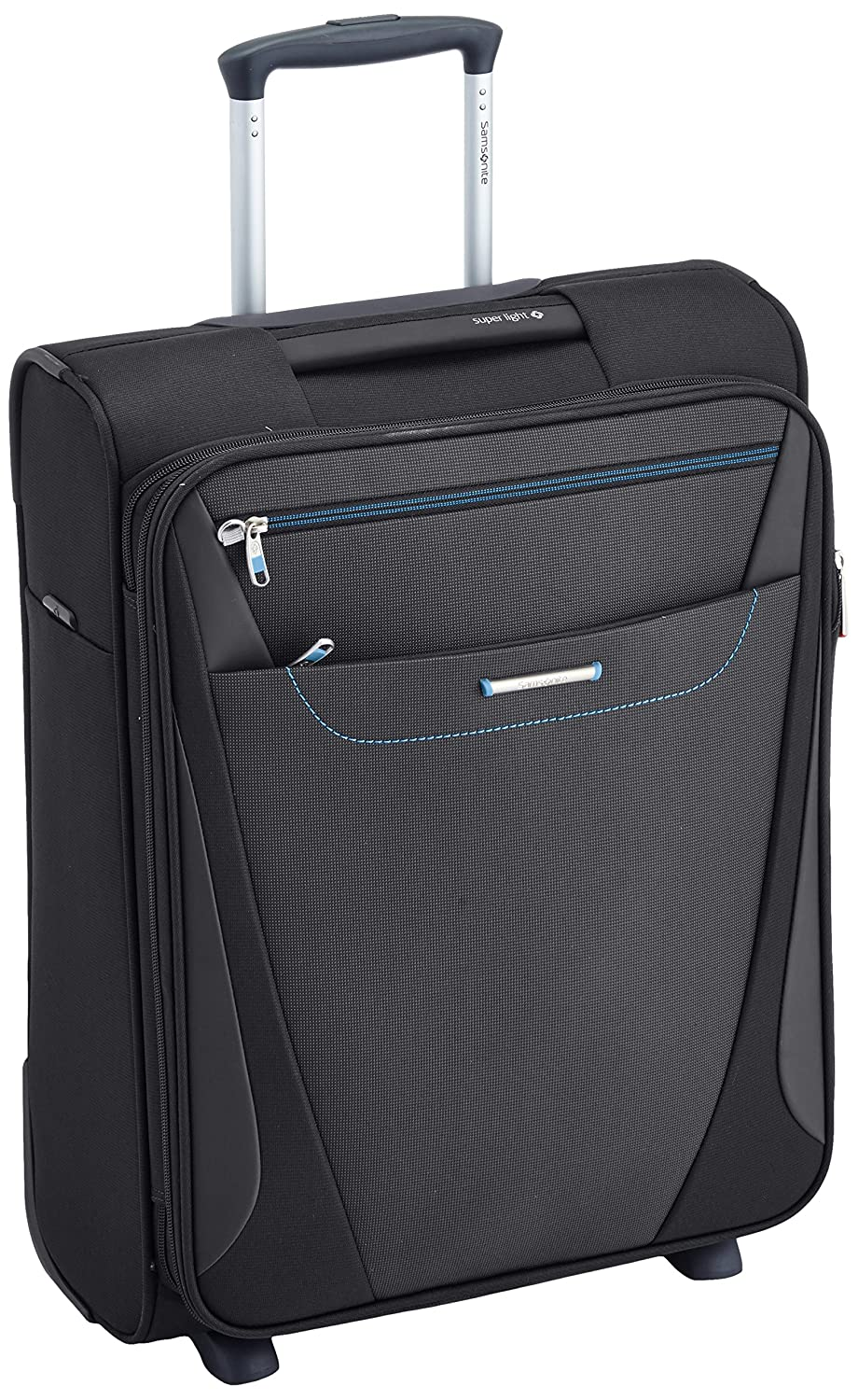 Samsonite All Direxions Upright 55/20 Exp Maletas y trolleys, 55 cm, 42 L, Negro (Negro): Amazon.es: Equipaje