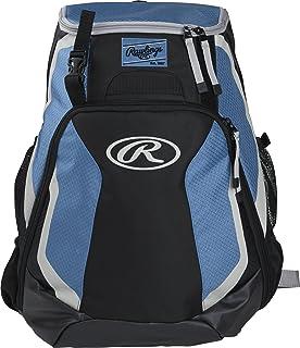 3298a18e28 Amazon.com   Rawlings R601-B R601 Hybrid Backpack Duffel   Sports ...