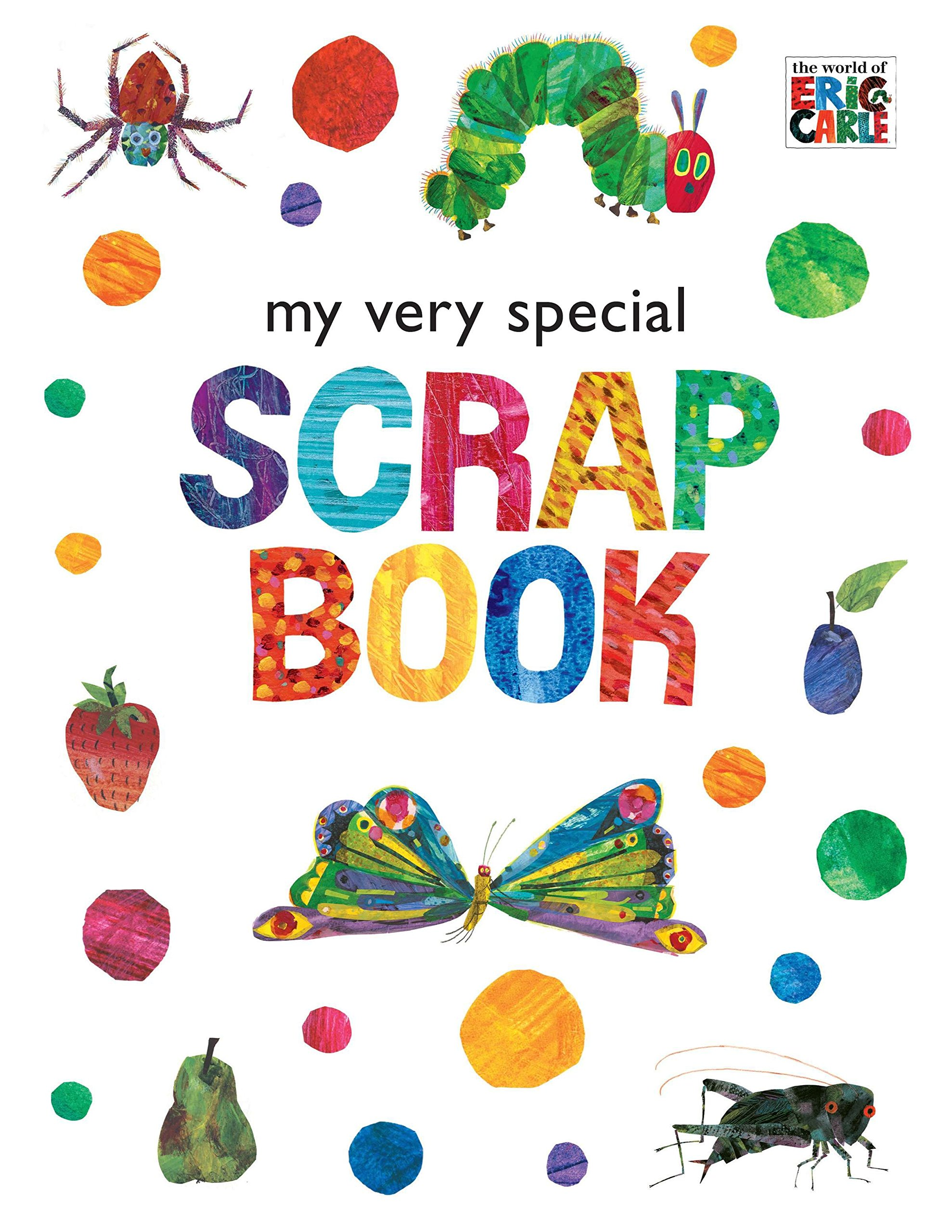 Read Online My Very Special Scrapbook (The World of Eric Carle) pdf
