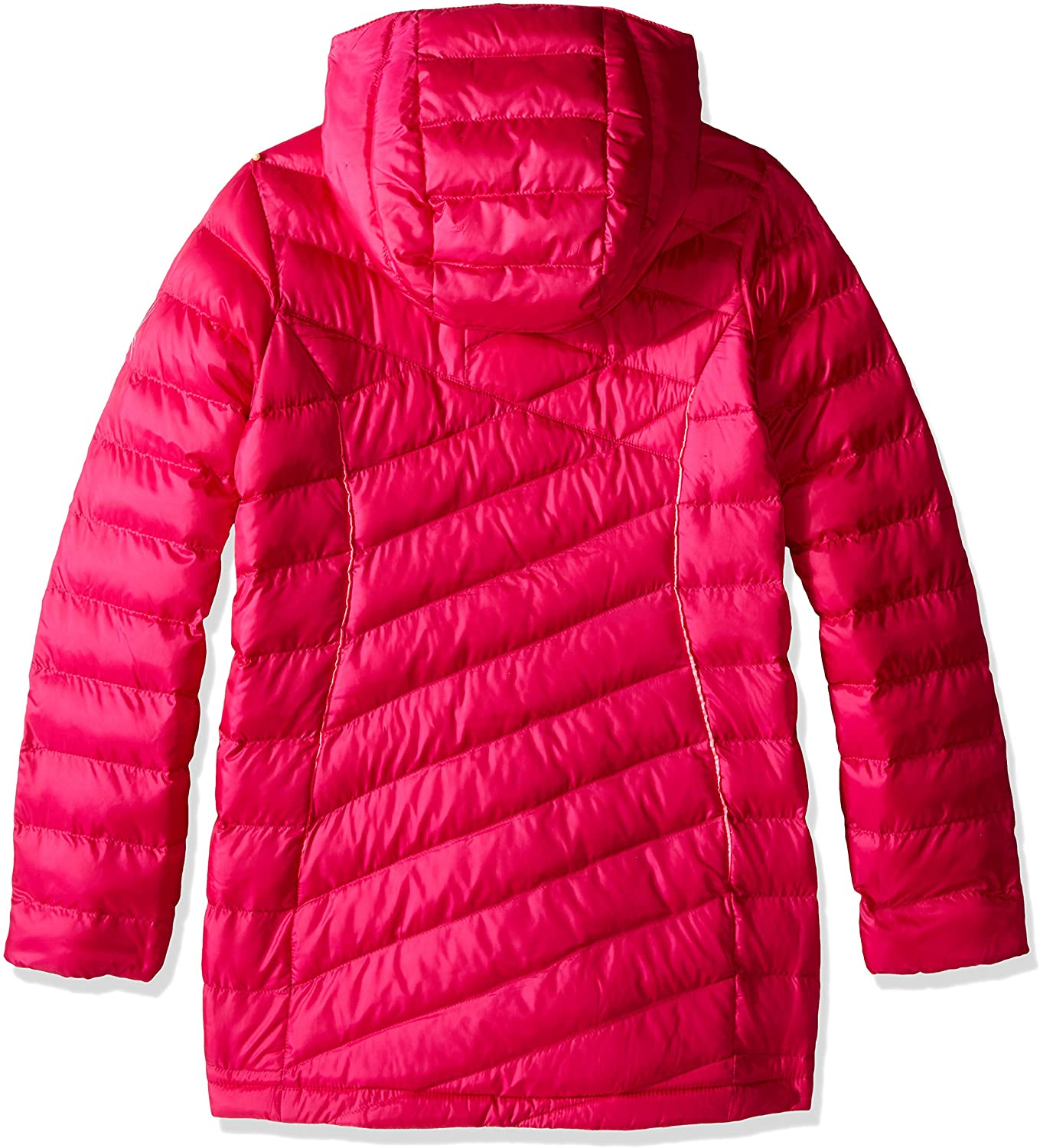Spyder Girls Timeless Long Synthetic Down Jacket