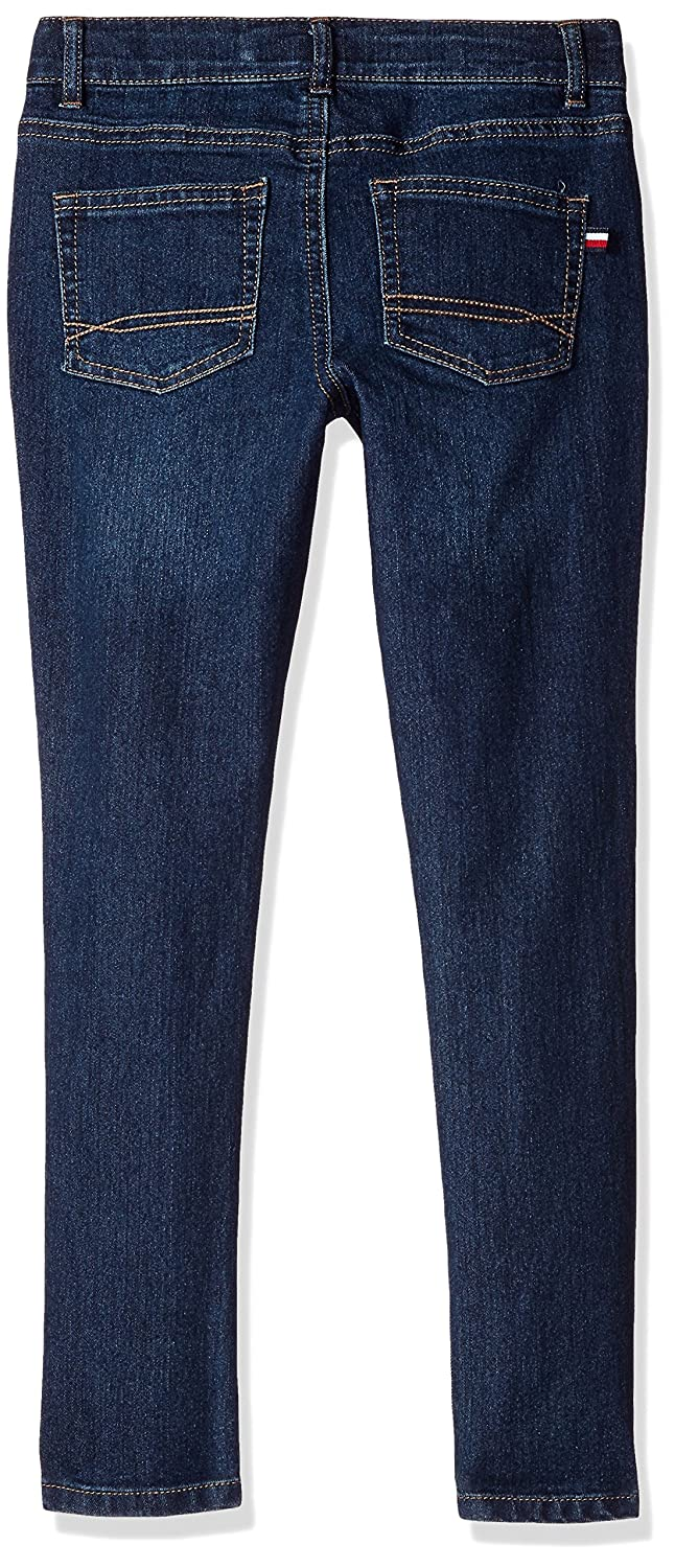 Tommy Hilfiger Girls Stretch Denim Jeans