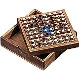 Philos 6331 Puzzle Game Othello, Dark Brown