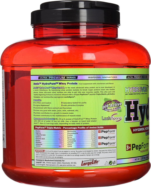 HYDROPURE WHEY CFM 1600 GR Fresa-yogurt
