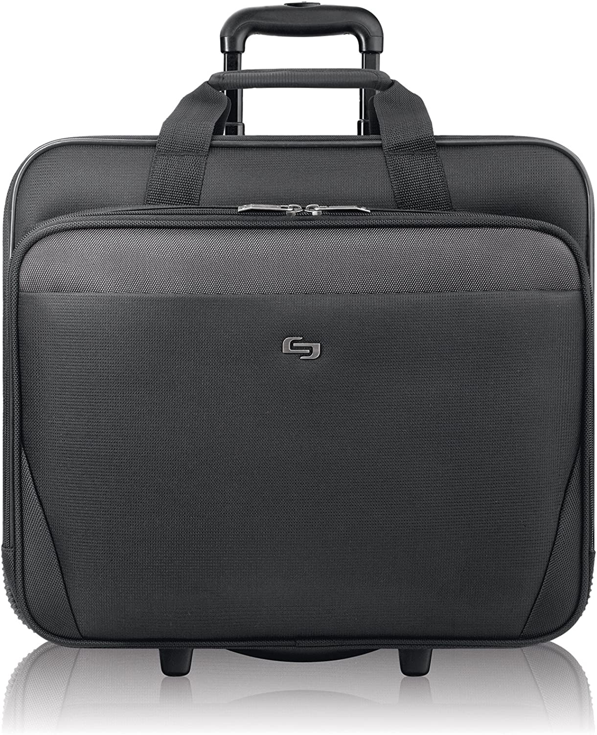 Solo Empire 17.3 Inch Rolling Laptop Case