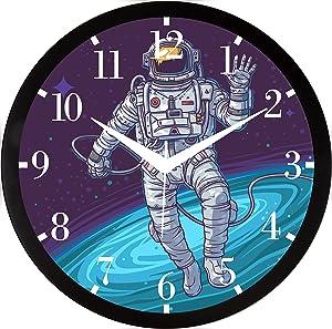 IT2M 11.75 Inch Designer Kids Wall Clock (9120)