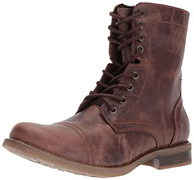 0859754e4a5 Steve Madden Men's Troopah-c Combat Boot