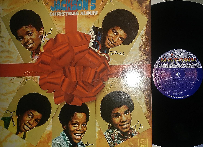 Jackson 5 Christmas Album - Amazon.com Music