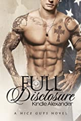Full Disclosure (A Nice Guys Novel Book 2) Kindle Edition