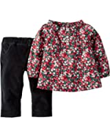 Carter's 2-pc. Tunic and Pants Set - Baby Girls (9mo)