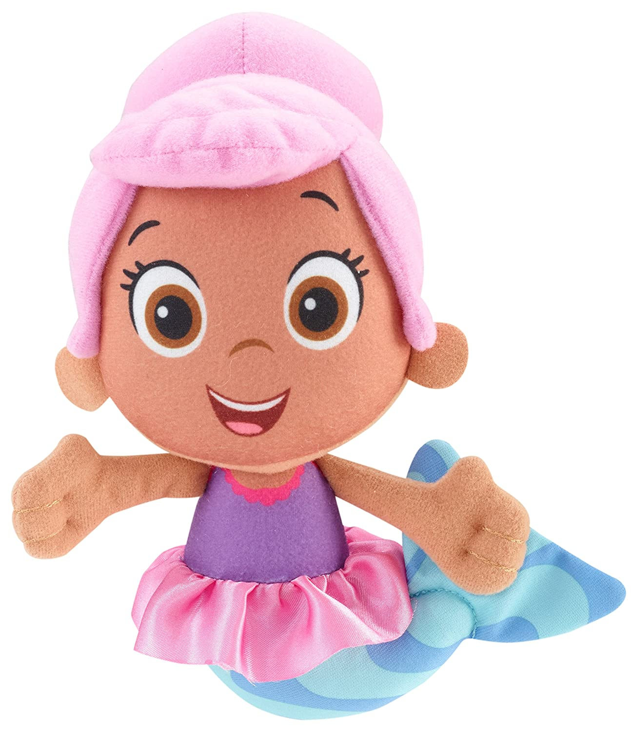 amazon com fisher price nickelodeon bubble guppies bubble rina