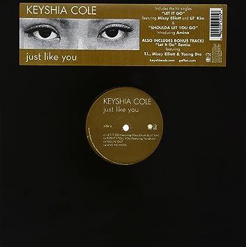 Keyshia cole just like you [vinyl] amazon. Com music.