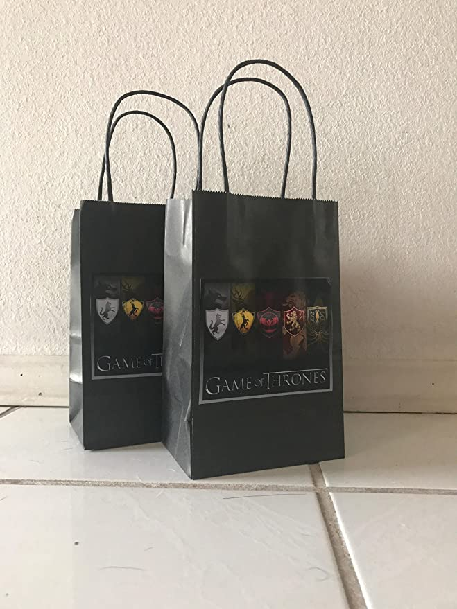 Amazon.com: Game Of Thrones Casas Party Favors Suministros ...