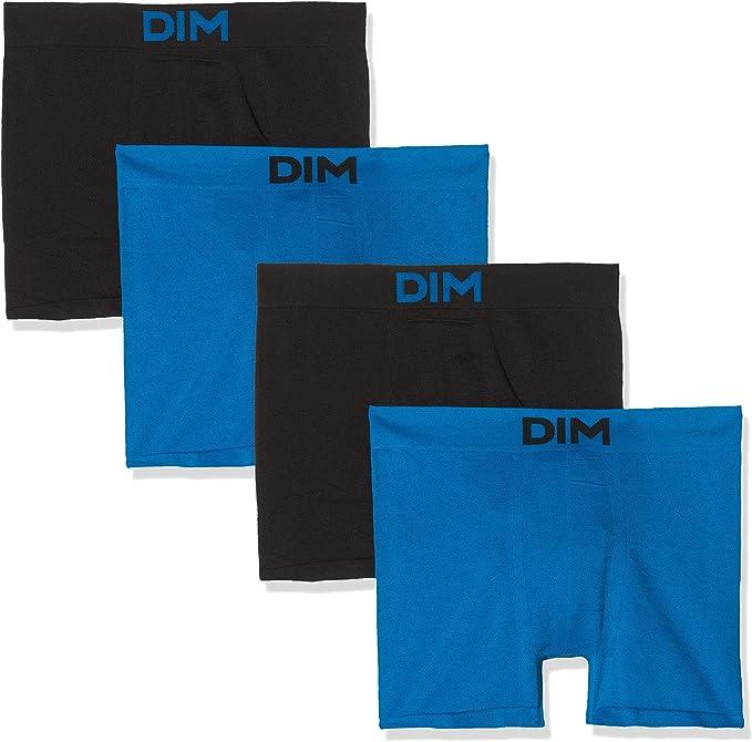 Unno DIM Basic Bóxer (Pack de 4) para Hombre: Amazon.es: Ropa y ...
