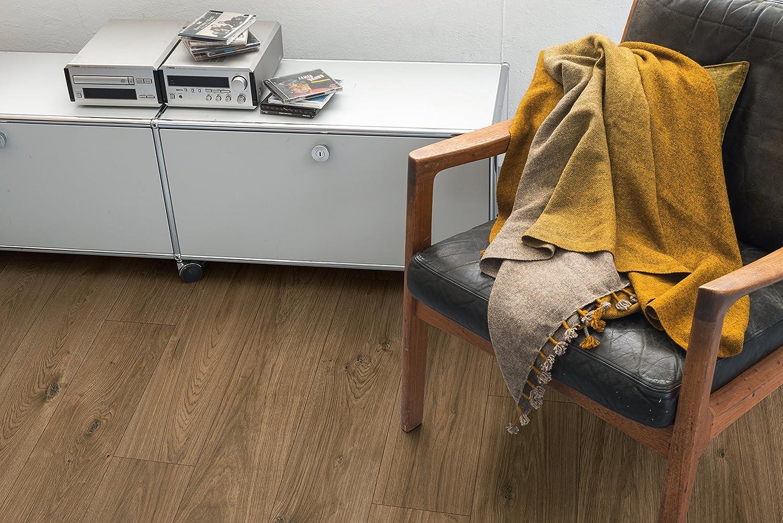 Fußboden Braun Thermos ~ Egger home comfort design korkboden braun in holzoptik