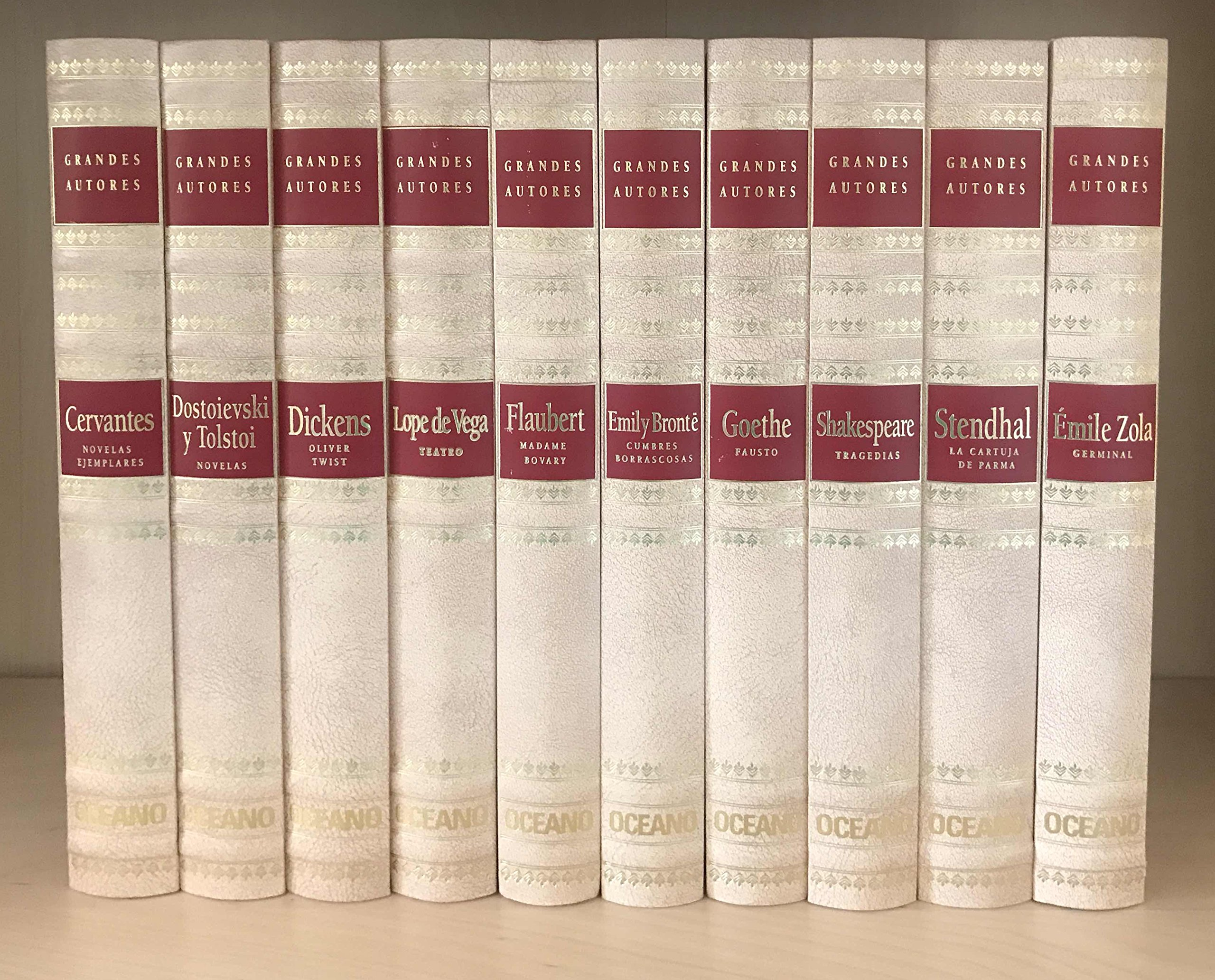 Colección Completa de Obras de Grandes Autores pdf