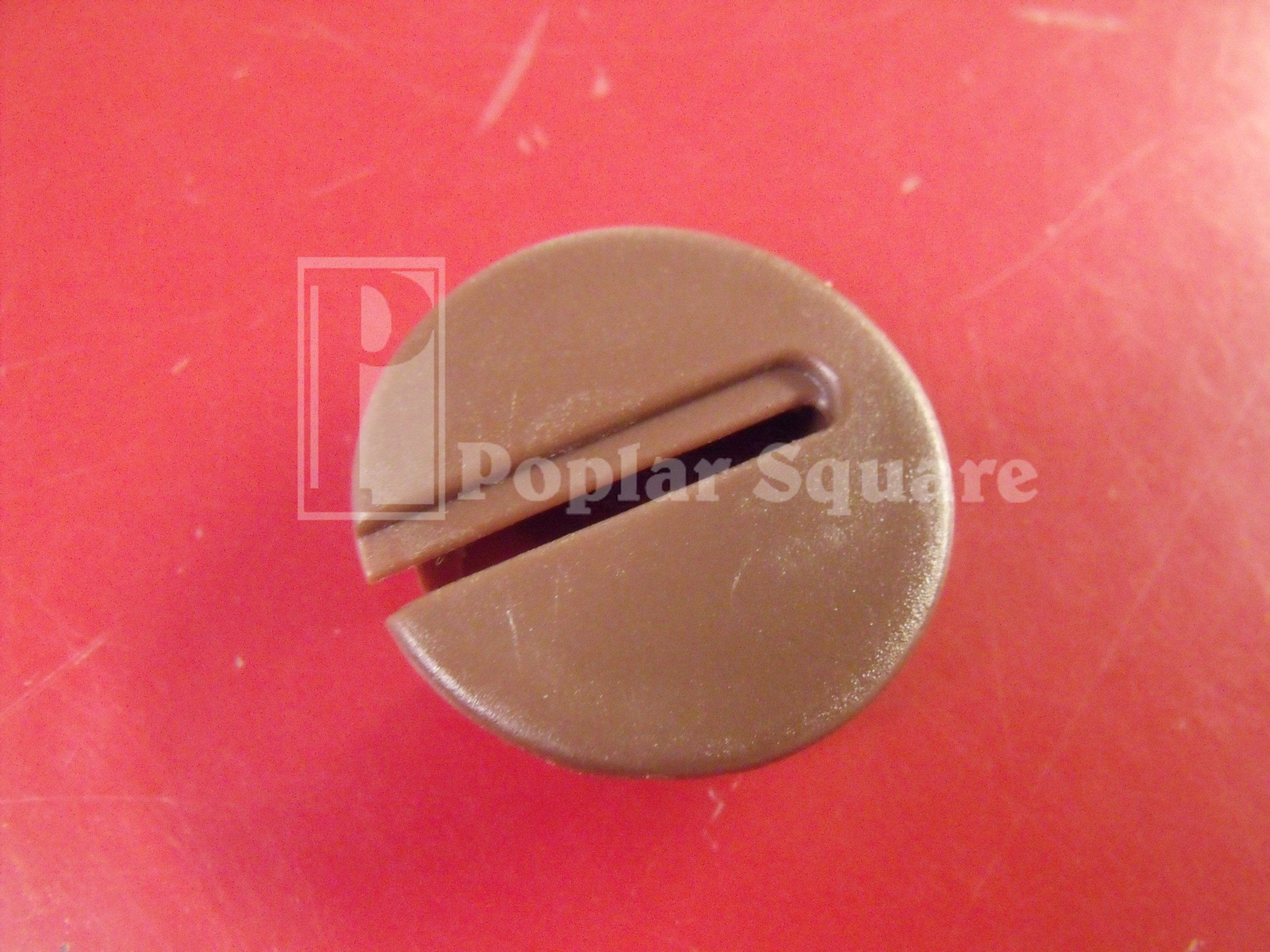 100 Cocoa Brown Wire Gripper Grommet #1051CCBR
