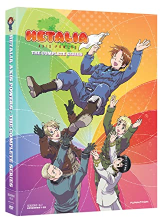 amazon com hetalia axis powers the complete series todd