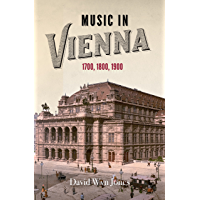 Music in Vienna: 1700, 1800, 1900 book cover