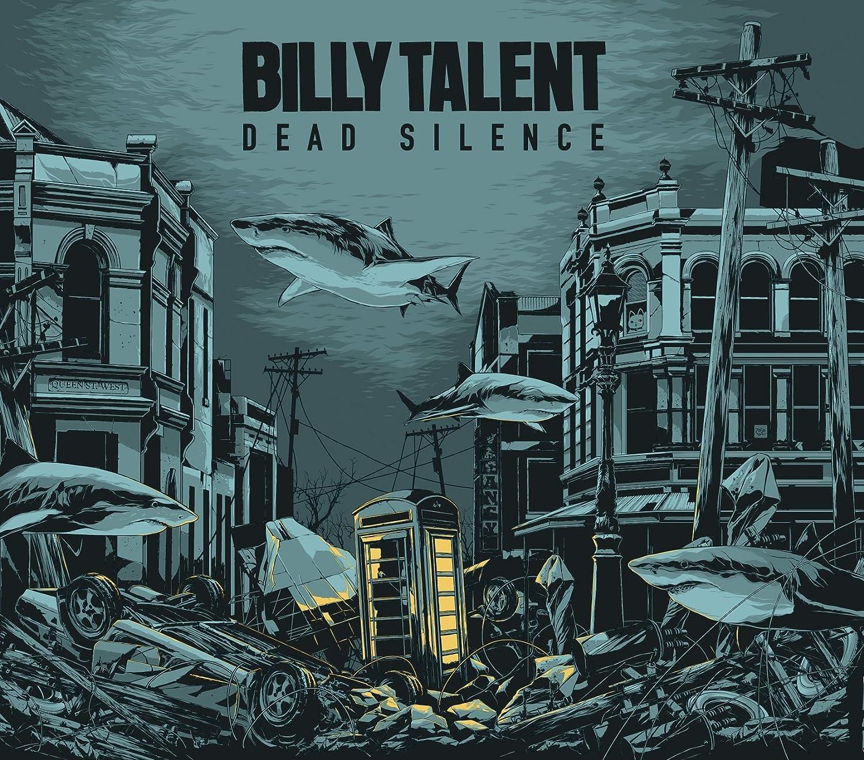 Halálosan tökéletes - Billy Talent - Dead Silence (2012)