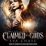 Claimed by Gods: A Reverse Harem Urban Fantasy: Their Dark Valkyrie Series, Book 1