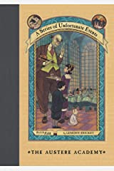 A Series of Unfortunate Events #5: The Austere Academy Kindle Edition