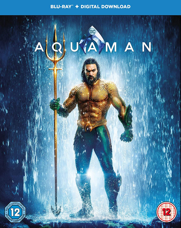 Aquaman - Cover