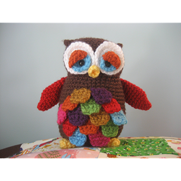 More Than 30 Crochet Owl Patterns All Free and Amazing | 600x600