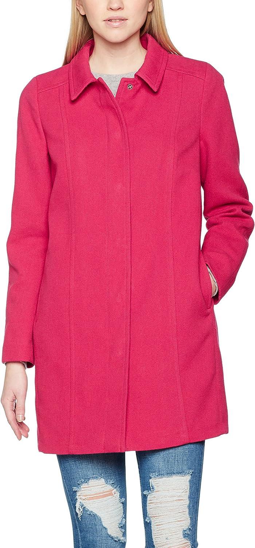 TALLA 10 (Talla del fabricante: 42). United Colors of Benetton Classic Coloured Coat Abrigo para Mujer