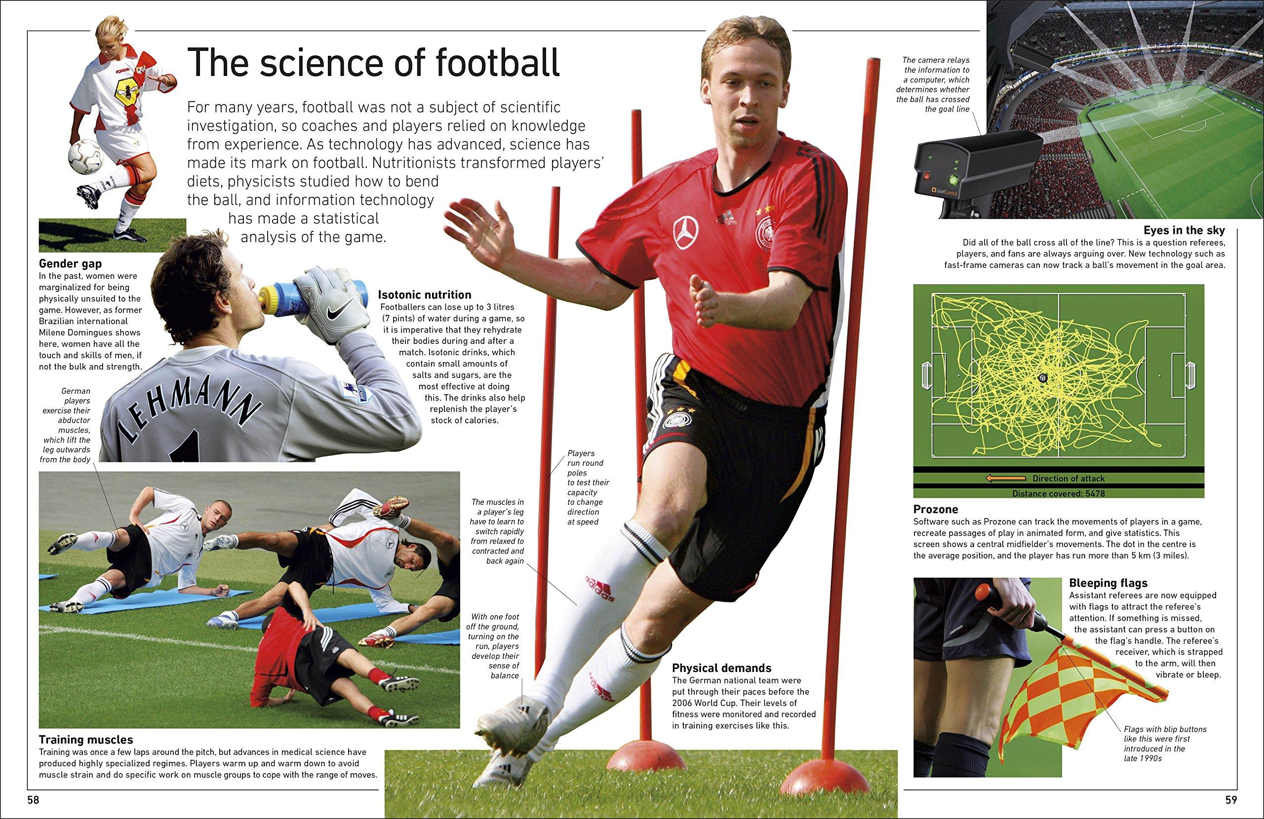 Football (Eyewitness)  Amazon.co.uk  DK  9780241317686  Books 799dc0ff61