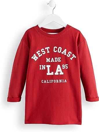 RED WAGON Girls Cotton West Coast Top Brand