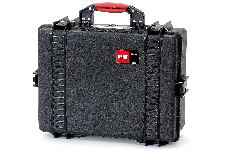 HPRC 2600IC Hardcase (TX01 Material, 34 Liter Volumen, mit Internal Case) schwarz