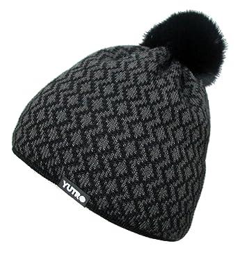 852e3ac36 Amazon.com: YUTRO Fashion Women's Wool Thinsulate Fleece Lined ...
