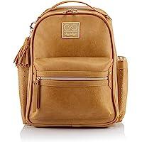 Chelsea + Cole For Itzy Ritzy Mini Diaper Bag Backpack - Studded Mini Diaper Bag Backpack with Changing Pad, 8 Pockets…