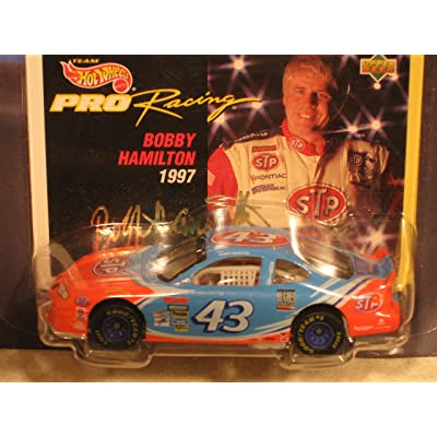 Hot Wheels Team Pro Racing '97 First Edition Bobby Hamilton: Toys & Games