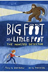 The Monster Detector (Big Foot and Little Foot #2) Kindle Edition