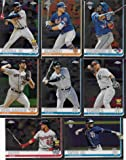 2019 Topps CHROME Baseball Complete Mint 204 Card