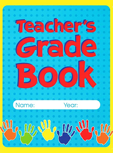 amazon com teacher s grade book appointment books and planners