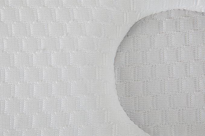 Seasons-Almohada suave y ergonómica de cuna, previene plagiocefalia (cabeza plana) 28x20x3cm
