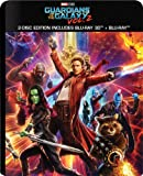 Guardians of the Galaxy Steelbook - Vol. 2 (3D)