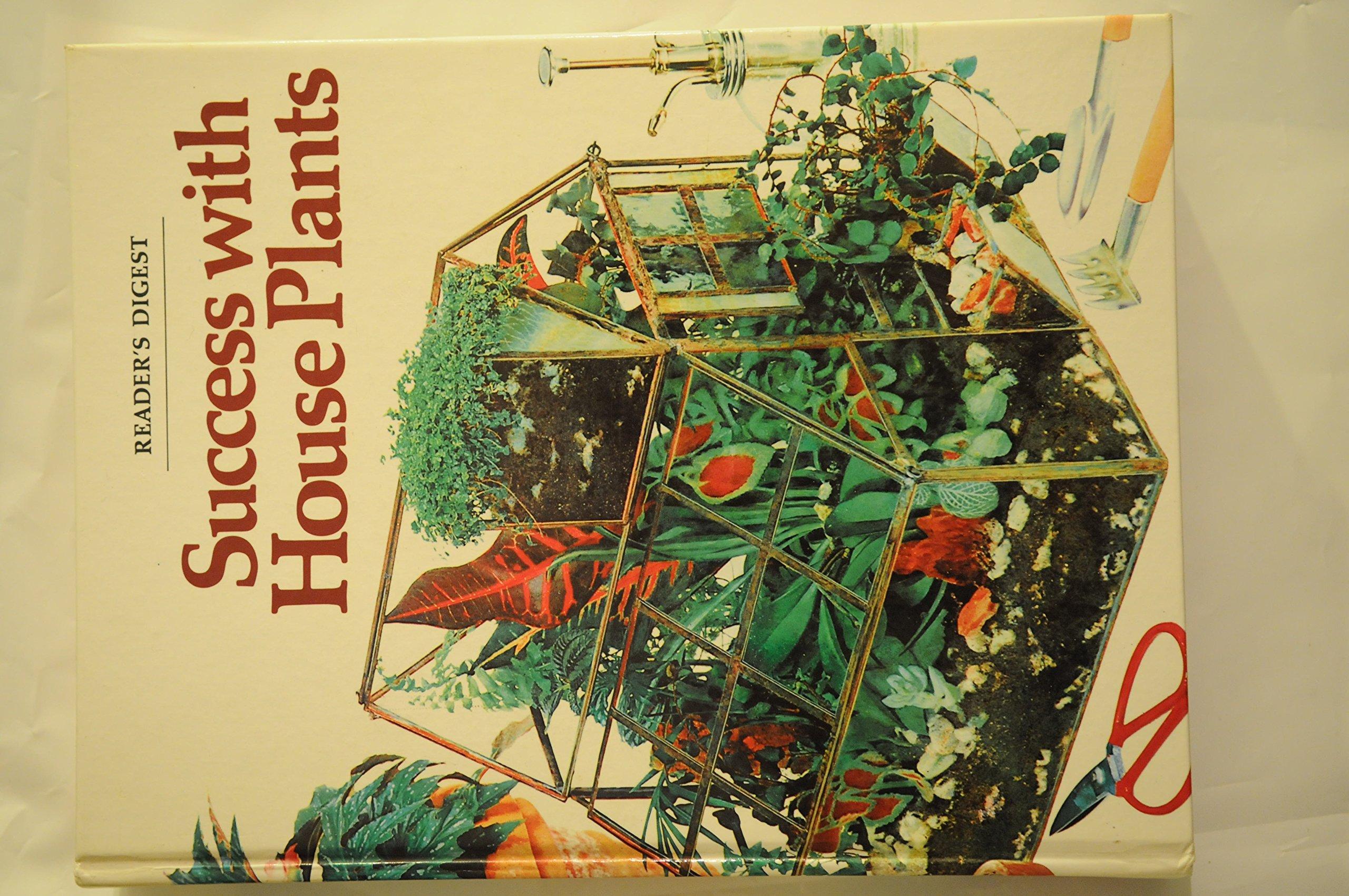 Phenomenal Success With House Plants Amazon Com Books Interior Design Ideas Clesiryabchikinfo