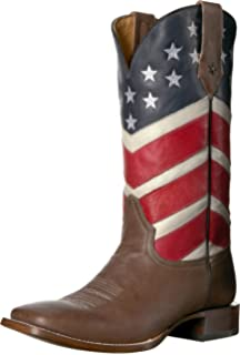 Roper Men's Waving Flag Work Boot
