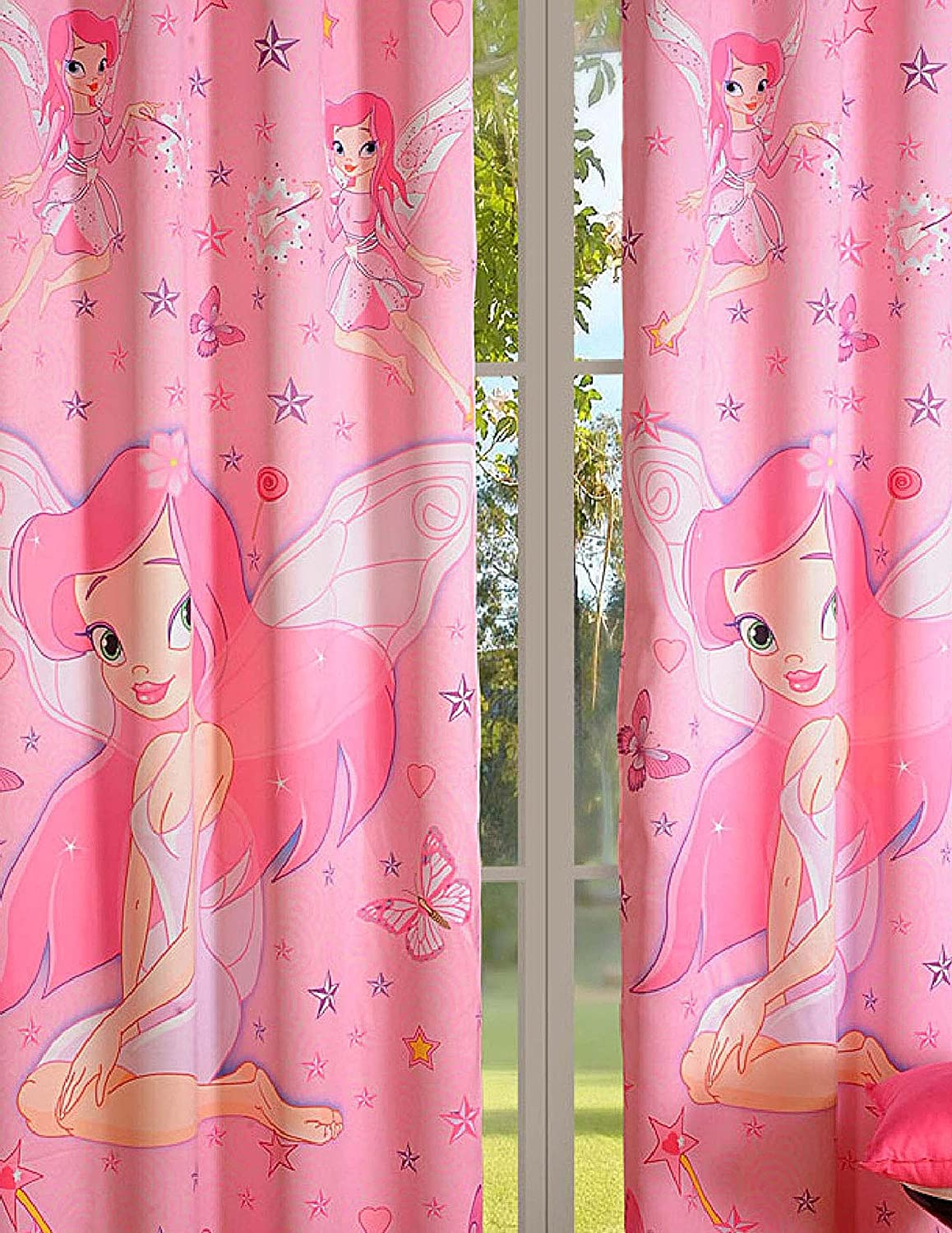 curtains curtain unique modern window colors curtainsrose photos pink solid rose satin ideas