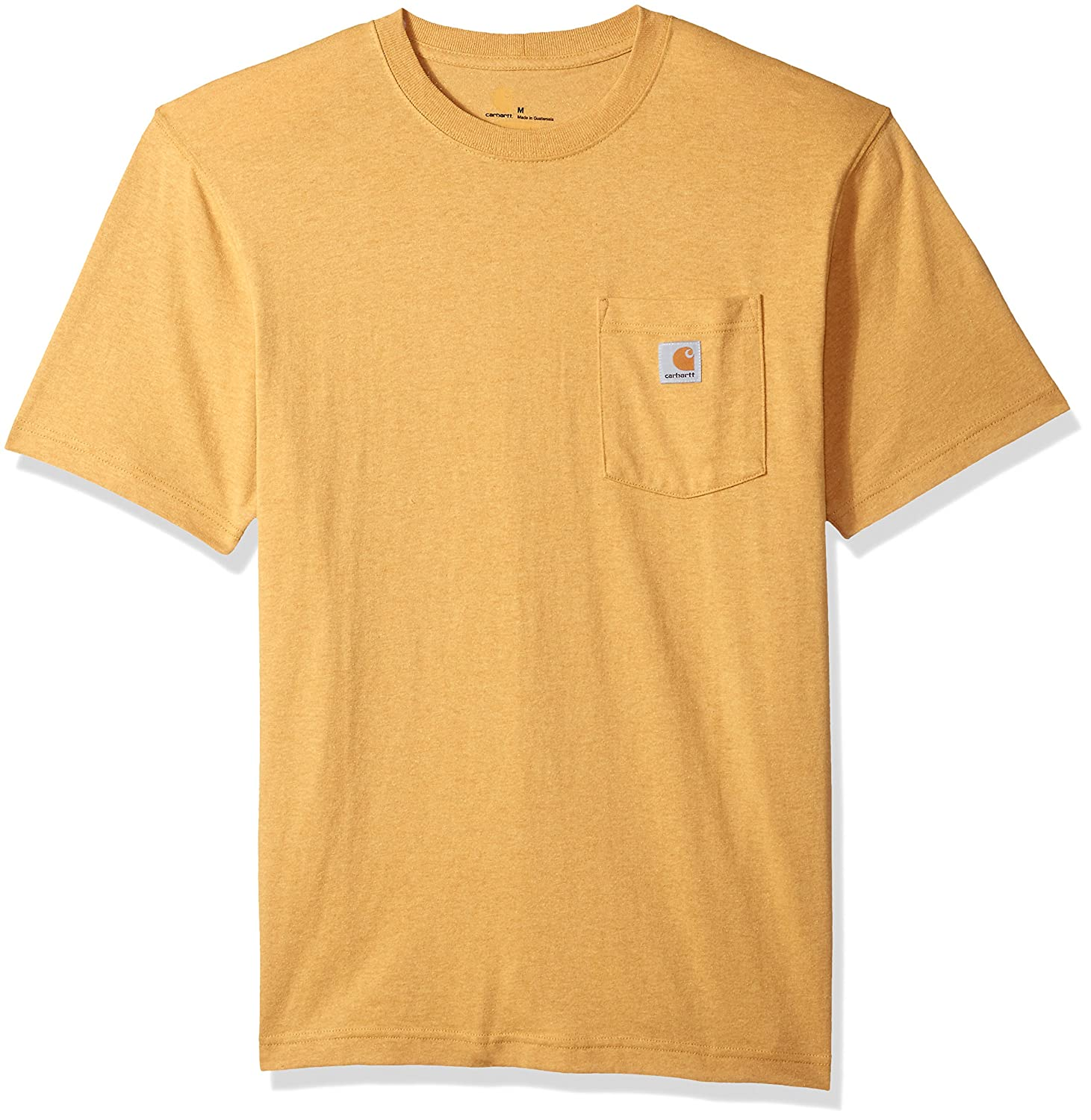 Carhartt SHIRT メンズ B075LZ9J3F Medium|Carhartt Gold Heather Carhartt Gold Heather Medium