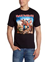 Collectors Mine Herren T-Shirt Iron Maiden-Trooper