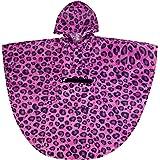 Wildkin Pink Leopard Poncho (6-12)