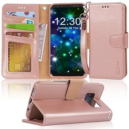 Amazon.com: Galaxy S8 Plus Caso, arae [función de correa ...