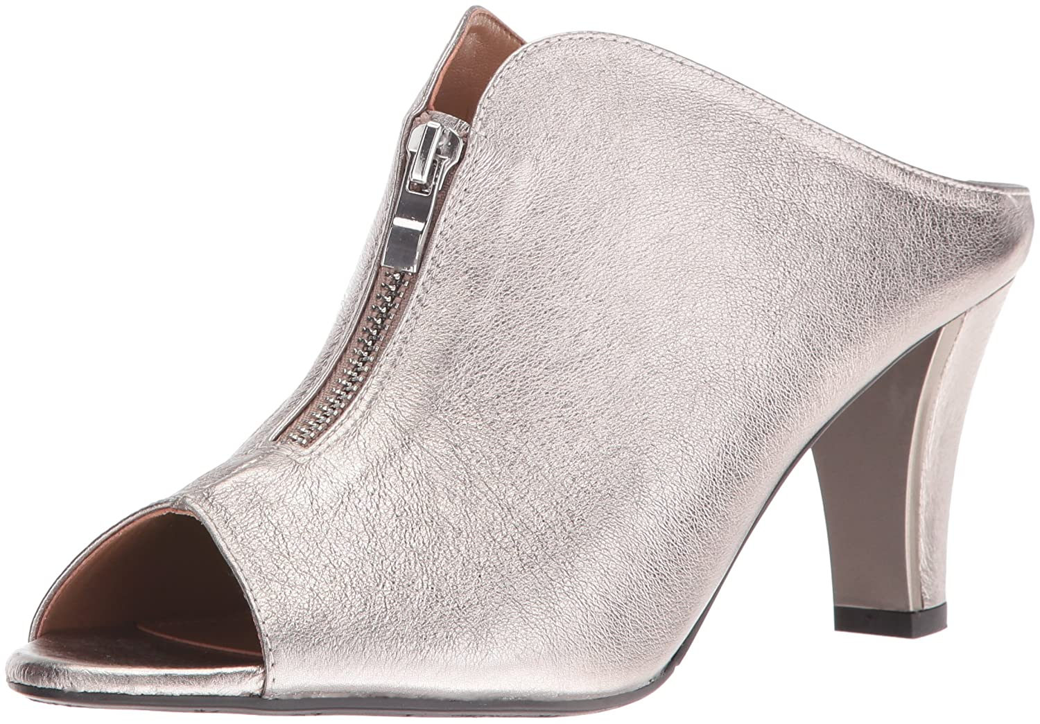 J.Renee Women's Franca Ankle Boot B01INJN1BO 7 N US|Pewter
