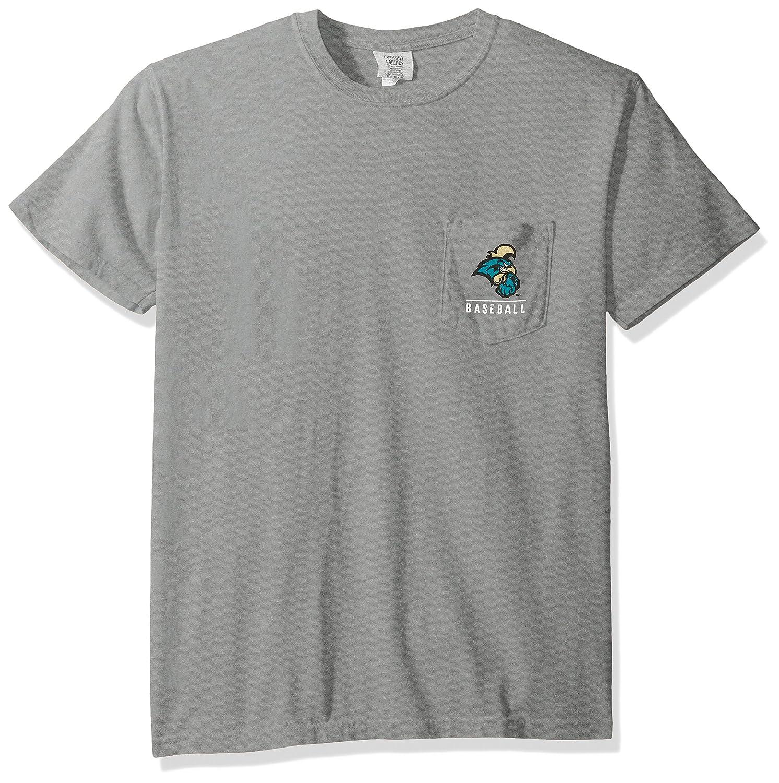 お得セット NCAA Carolina Coastal Carolina B01N0RDE7Q Chanticleers野球フレーム半袖ポケットTシャツ、Large、グレー Coastal B01N0RDE7Q, 大阪なび工房:efc5b623 --- a0267596.xsph.ru