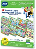 Vtech 伟易达 Touch and Learn 触摸与学习 活动桌上豪华扩展包