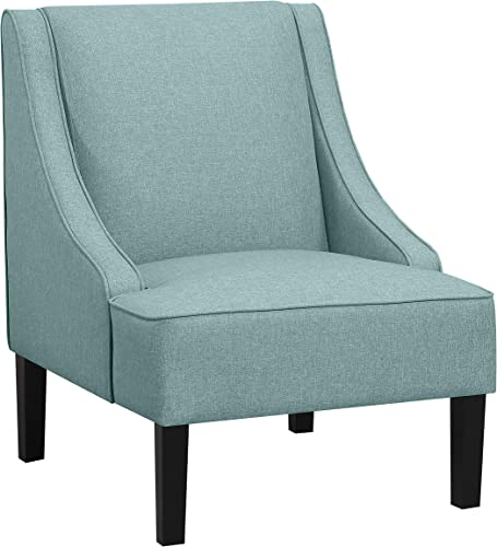 Amazon Brand Ravenna Home Eddison Modern Slope Accent Chair